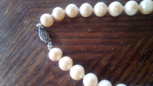 Real cultured pearls necklace antique for Sale in Tempe, AZ