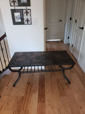 Tile top table for Sale in Bloomington, IL
