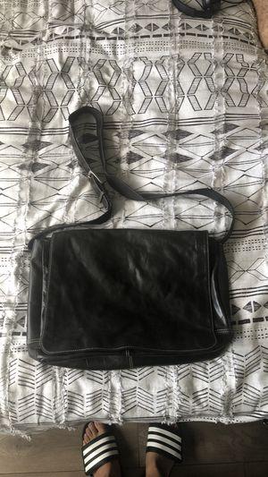 Leather Fossil Messenger Bag for Sale in El Cerrito, CA