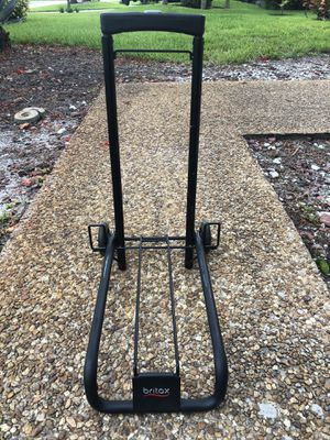 Britax travel cart for car seat for Sale in Tamarac, FL