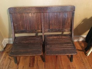 Antique folding bench for Sale in Kingsport, TN
