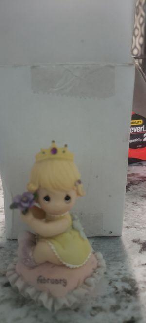 Precious Moments birth month figurine for Sale in Orlando, FL