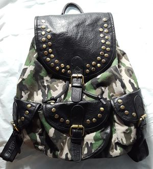 Call It Spring Camo Bag for Sale in Collinsville, IL