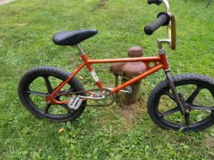 Old Rampar 20 inch bmx bike skyway mags $175 firm for Sale in Inverness, IL