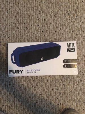 fury latex lansing bluetooth speaker for Sale in Lexington, KY