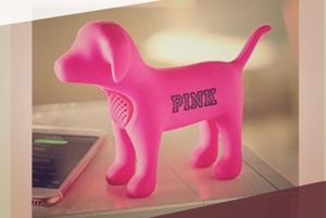 Pink! Wireless Bluetooth Dog Speaker! for Sale in Apex, NC