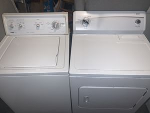 Kenmore Washer and Dryer !! for Sale in El Paso, TX