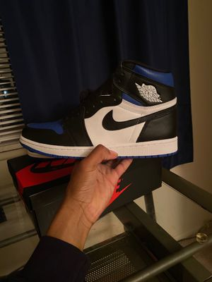 """Jordan 1 """"Royal Toe"""" for Sale in Cleveland Heights, OH"""