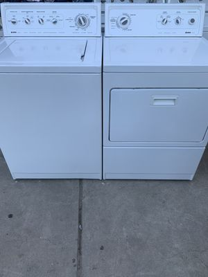 WASHER AND GAS DRYER MACHINE KENMORE for Sale in Fontana, CA
