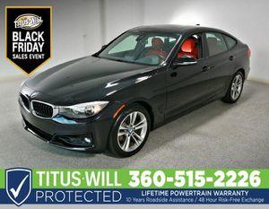 2016 BMW 3 Series Gran Turismo for Sale in Lacey, WA