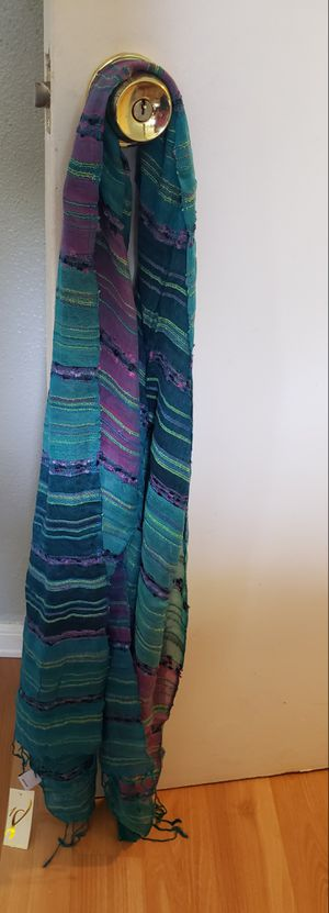 Beautiful scarf new never used for Sale in Anaheim, CA
