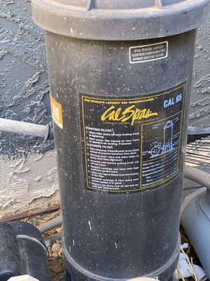Hot tub pump/ Filter for Sale in Scottsdale, AZ