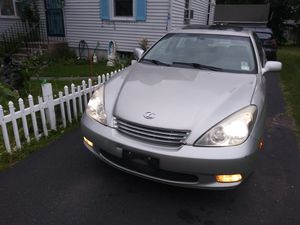 2003 Lexus es300 2000 or best offer for Sale in Hartford, CT
