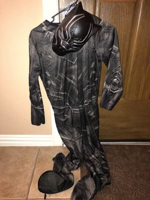 Black Panther Halloween costume for Sale in Frisco, TX