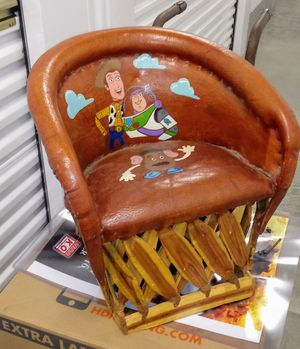 Toy Story wooden chair for Sale in El Monte, CA