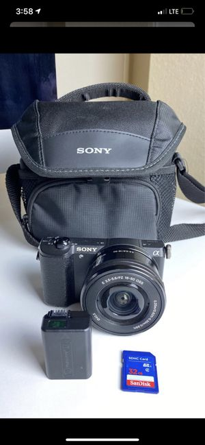 Sony a 5100 for Sale in Sacramento, CA