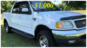 🔑🔑$1,OOO🔑🔑 For saLE URGENTLY 🗝2OO2 Ford F-15O 🗝Clean Title🔑🔑 for Sale in Little Rock, AR