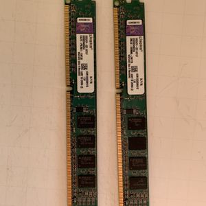 Two 1GB DDR3 RAM for Sale in Wylie, TX