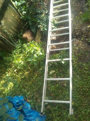 Adjustable ladder for Sale in Tampa, FL