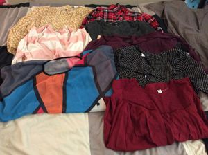 plus size clothing for sale prices ranges from $2-20 mostly size xxl for Sale in Daly City, CA