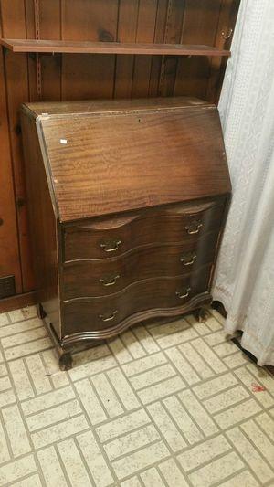 Oak Secretary Desk for Sale in Chicago, IL