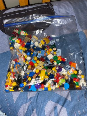Lego figurines for Sale in Whittier, CA