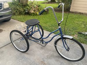 """26"""" Adult tricycle for Sale in St. Petersburg, FL"""
