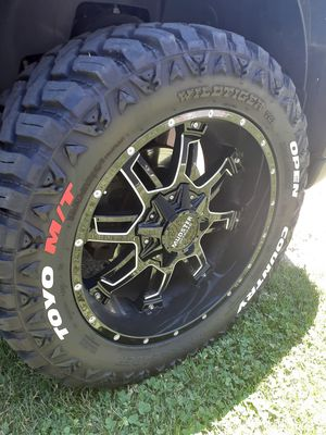 Brand new tires and rims for Sale in Mishawaka, IN