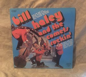 Bill Haley & The Comets Vinyl LP Album for Sale in Barrington, IL