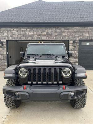 Jeep Wrangler Jl Unlimited Rubicon 2018 for Sale in Hilliard, OH