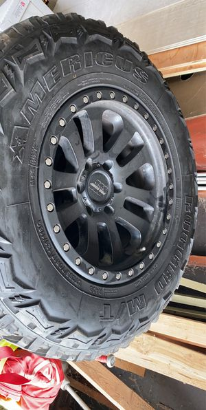 Off road mud tires for Sale in Madera, CA