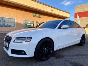 2011 Audi A4 Premium Plus for Sale in Mesa, AZ