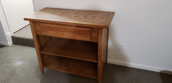 Endtable or Entertainment Center
