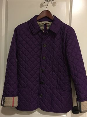 burberry, Burberry jacket. for Sale in Claremont, CA