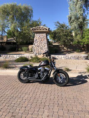 2015 Harley Davidson 48 XL1200X for Sale in Gilbert, AZ