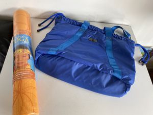 Brand new FUL yoga bag with mat for Sale in Everett, WA