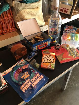FREE Games and Toys for Sale in Seattle, WA