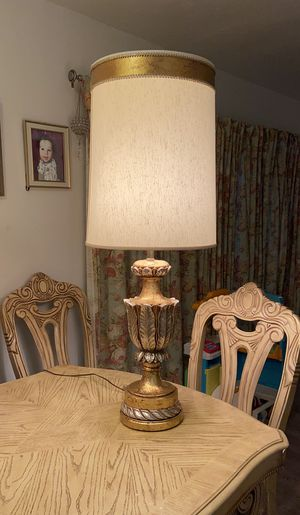 Antique gold lamps for Sale in Riverside, CA