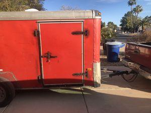"12"" enclosed trailer for Sale in Mesa, AZ"
