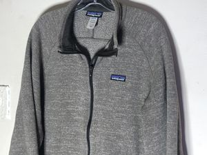 Brown Patagonia Fleece Jacket Large for Sale in Atlanta, GA