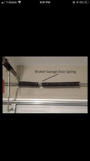 Garage Door Issues/Replacements/Adjustments for Sale in Anaheim, CA