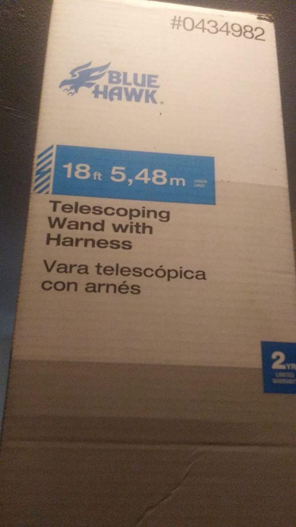 Bluehawk 18 ft telescoping wand for sale