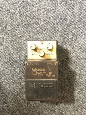 Boss CE-2B Bass chorus pedal for Sale in Englewood, CO