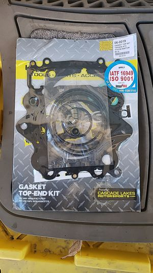 Cascade lakes motorsports gasket top end kit for Sale in Clarksburg, CA