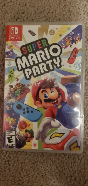 Super Mario Party for Sale in Snohomish, WA