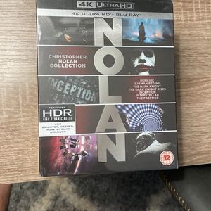 Christopher Nolan Collection 4K for Sale in Renton, WA