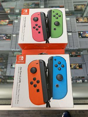 Nintendo Joycon $55 each Gamehogs 11am-7pm for Sale in Los Angeles, CA