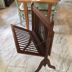 Antique Quilt Rack and Eastlake Plant Stand for Sale in Lexington, SC