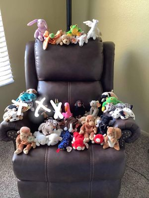 Ty Beanie Baby Collection for Sale in Tucson, AZ