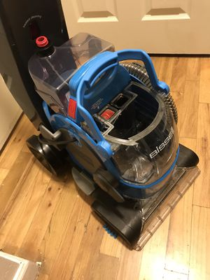 WORKING Bissell Pro Heat X2 Lift Off Pet Vacuum for Sale in Edmonds, WA